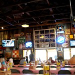 Rudy's interior, Colorado Springs