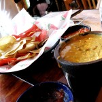 Queso from Jose Muldoon's, Colorado Springs
