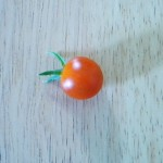 My first home grown tomato this year!
