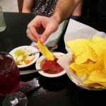 Chips and Salsa from The Flow Of Mexico, downtown Colorado Springs