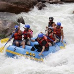River Rafting in The Royal Gorge