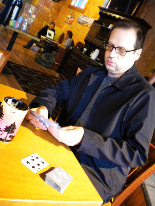 Get your game on at Jives Coffee Lounge in Old Colorado City, Colorado Springs, Colorado.