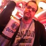 Mike at Tony's Bar, downtown Colorado Springs, 2010