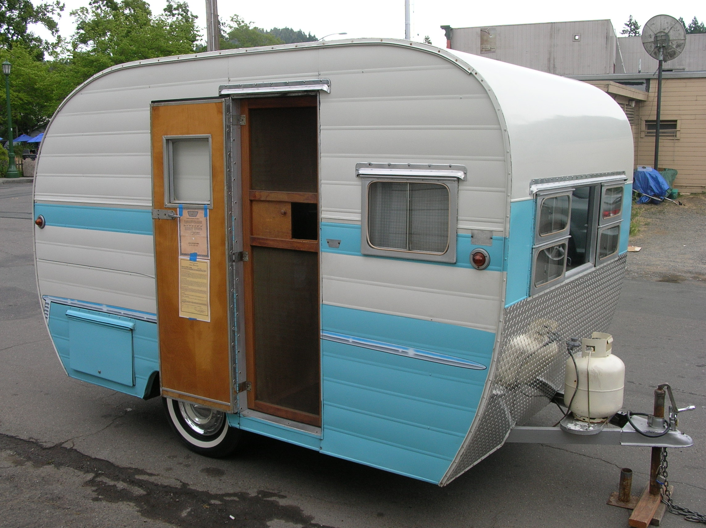 Vintage Airstream Travel Trailers For Sale By Owner