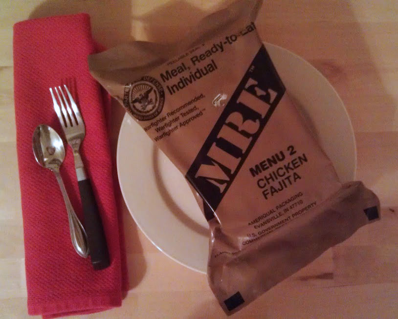 MRE: Meals, Really Exciting! Survival-Food Showdown